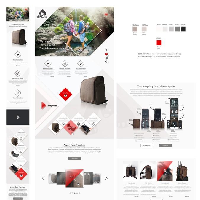 Design gagnant de Artwo Design
