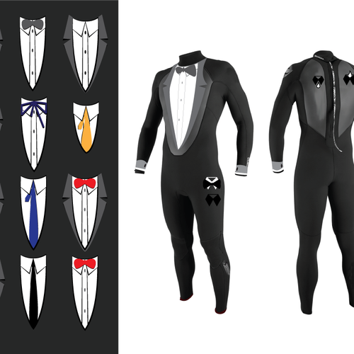 Wet Suit Design Clothing Or Apparel Contest