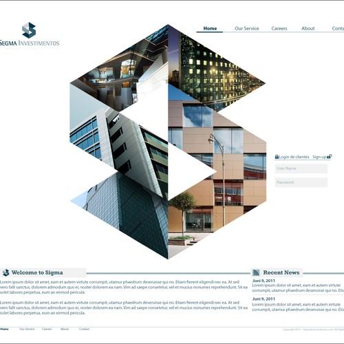 Runner-up design by adjie21