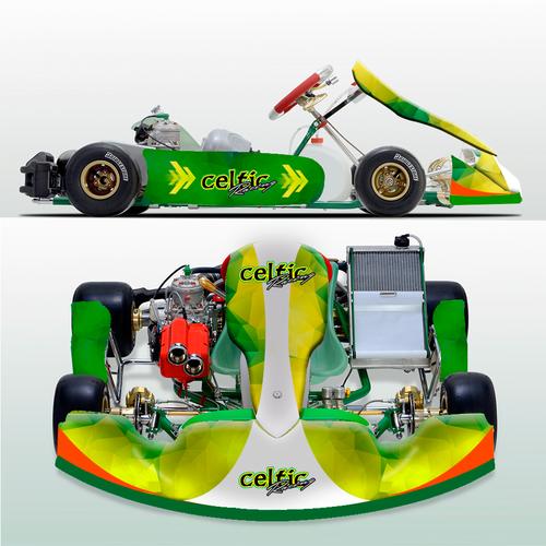 Runner-up design by Mlealorozco