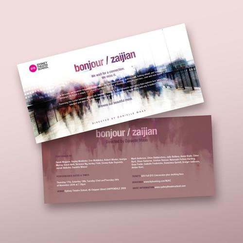 Diseño finalista de LBGraphics