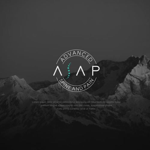 Runner-up design by ApGraph™
