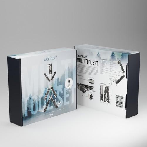 Diseño finalista de Denian