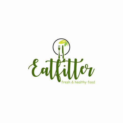 gesundes frisch gekochtes essen online bestellen logo gesucht logo design wettbewerb. Black Bedroom Furniture Sets. Home Design Ideas