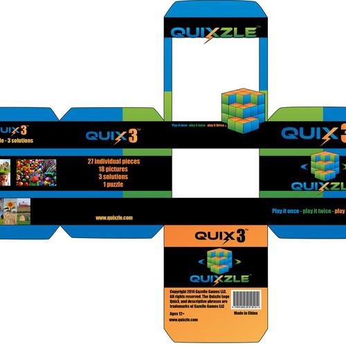 Runner-up design by CdkDesign