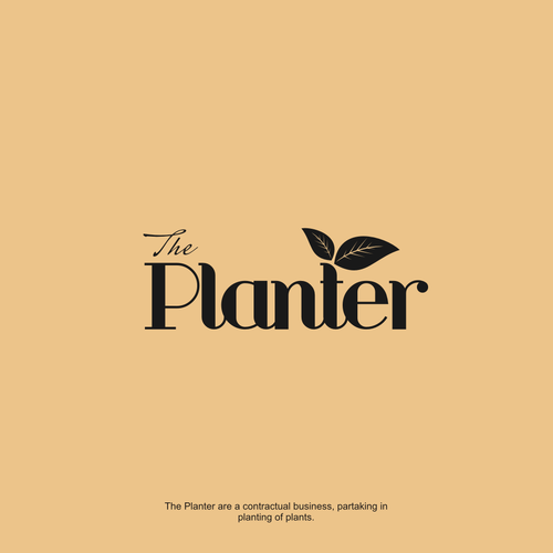 Runner-up design by LeafArt™
