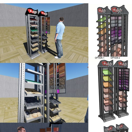 Diseño finalista de 3DxDesigner