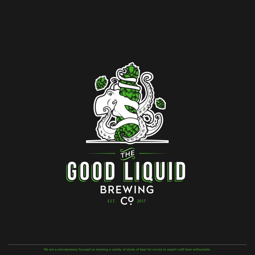 "New Brewery in search of a ""WOW"" logo Design by MDSTUDIOS.™"