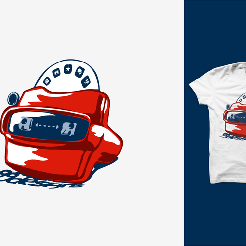 Create 99designs' Next Iconic Community T-shirt Design by peper pascual