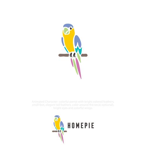 Runner-up design by ArdharaizP