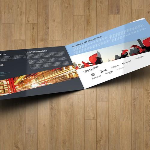 Diseño finalista de Freelance-Studio