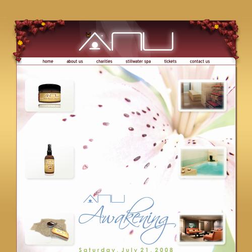 Design finalista por Allure