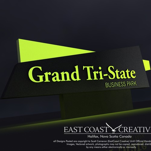 Runner-up design by EastCoastCreative