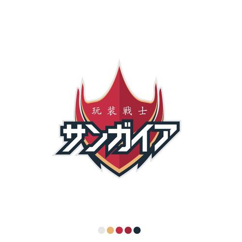 Runner-up design by Akira X3