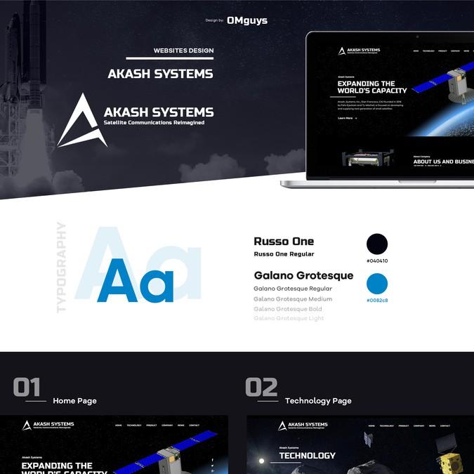 Design vencedor por OMGuys™