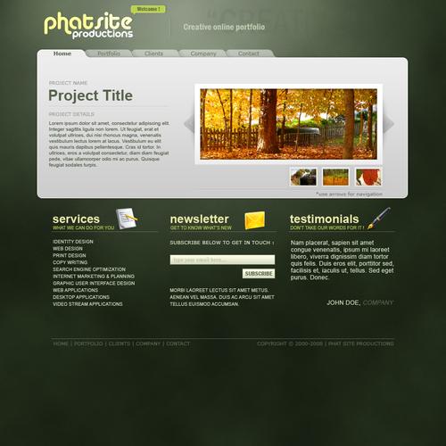 Design finalista por Andrei Frincu