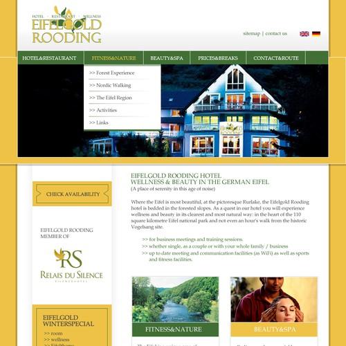 Zweitplatziertes Design von webtag