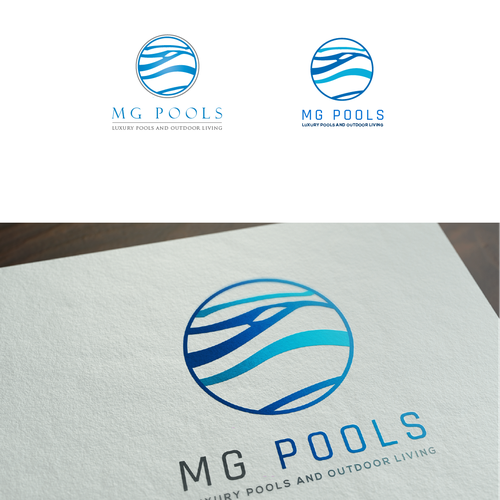 Even hipsters like swimming pools logo design contest for Knebel design pool ug