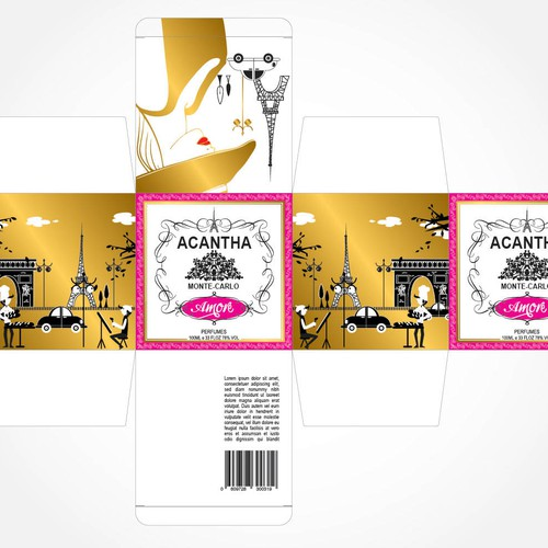 Design finalista por JavanaGrafix