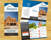 Brochure design by notink