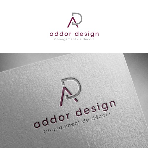 Runner-up design by Danick Design & Communication