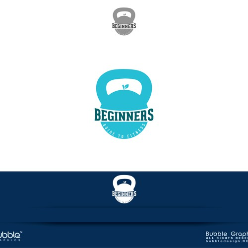 Runner-up design by Bubble Graphics
