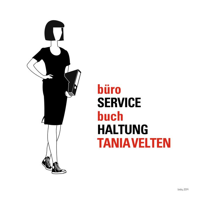 Logo für Büromanagement und Buchhaltung für