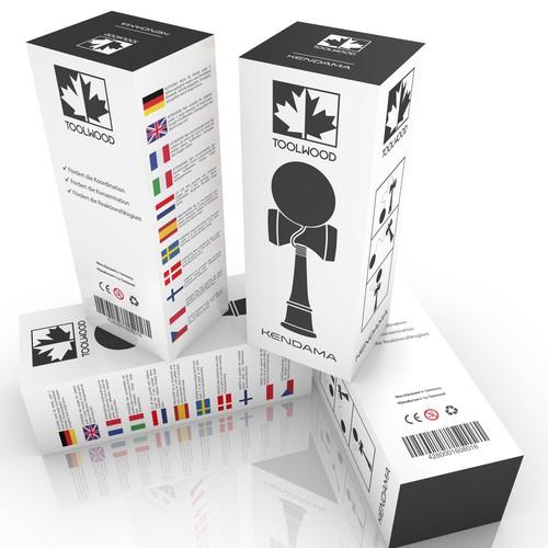 Runner-up design by lantonx