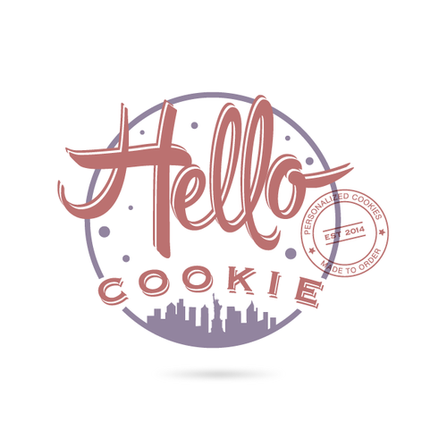 create a logo for hello cookie win free cookies logo design contest 99designs create a logo for hello cookie win