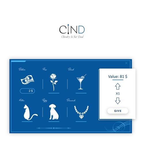 Design finalista por AVIA AGENCY