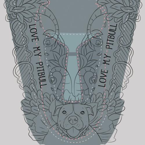 Runner-up design by zlup.
