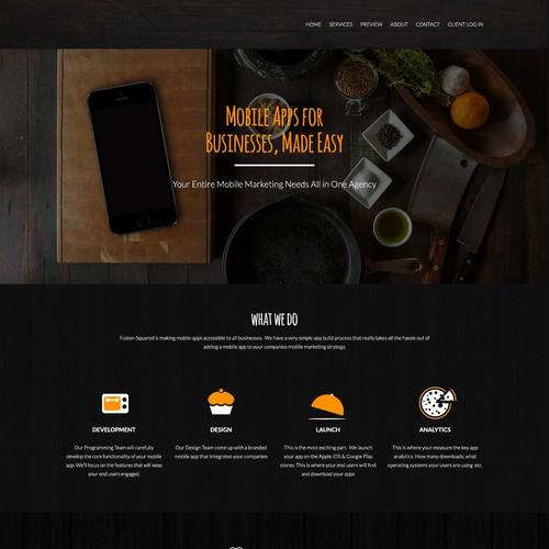 Ontwerp van finalist Raptor Design