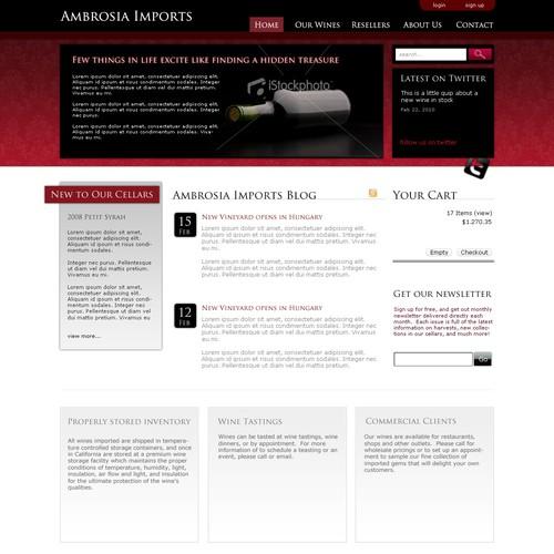 Design finalista por Avant 5