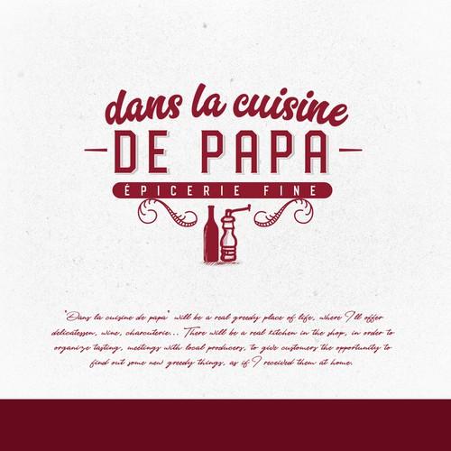 Bienvenue Dans La Cuisine De Papa Welcome In Dad S Kitchen