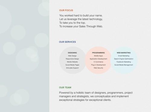 web page design in Calcutta - 6
