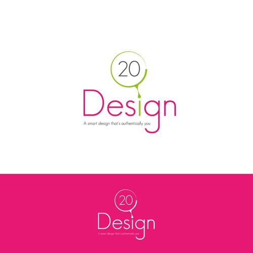 Runner-up design by Crealiza