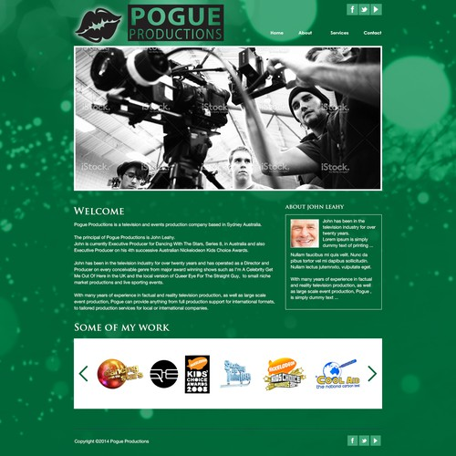 Design finalista por little fish