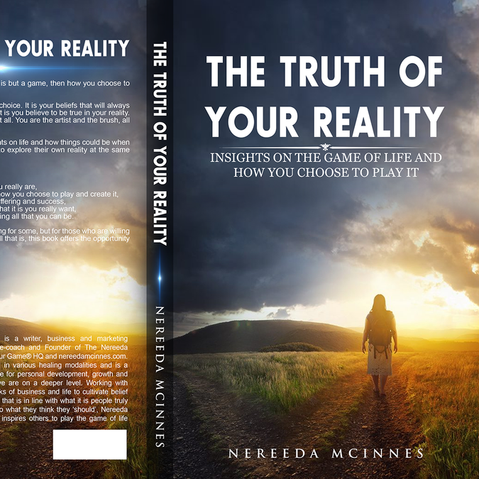 Clean Modern Cover Design For A Powerful Best Selling Book