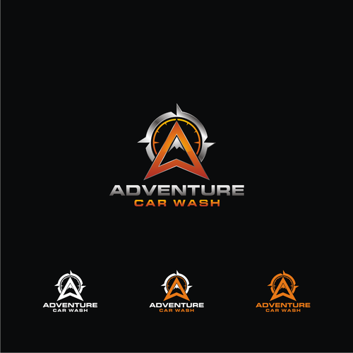 Design a cool and modern logo for an automatic car wash company Design by isal13