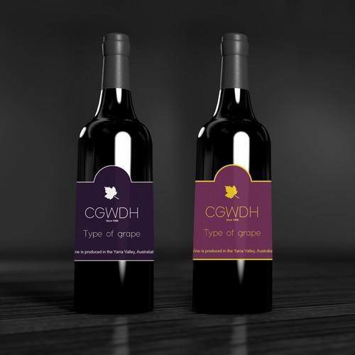 Ontwerp van finalist Designer Taha