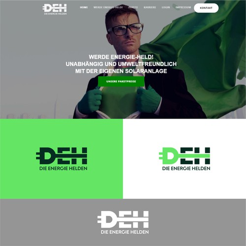 Runner-up design by LOGO HERO