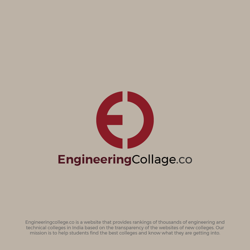 Fantastic Logo Design For A Website For Engineering College Rankings Interior Design Ideas Lukepblogthenellocom