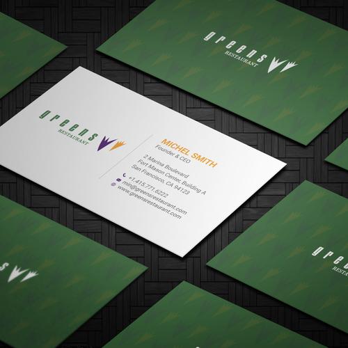 Runner-up design by VIVID_M
