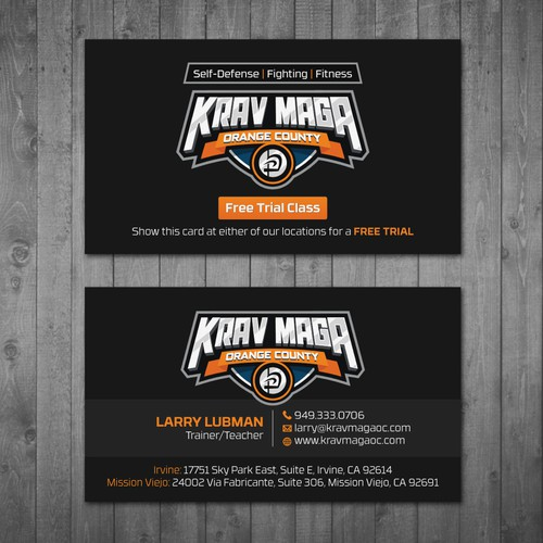 Kmoc Business Cards Card