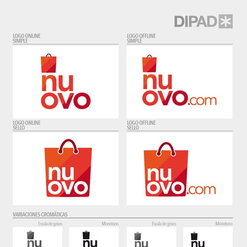Diseño finalista de DIPAD