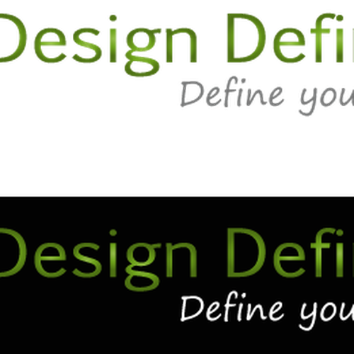 Runner-up design by designgama