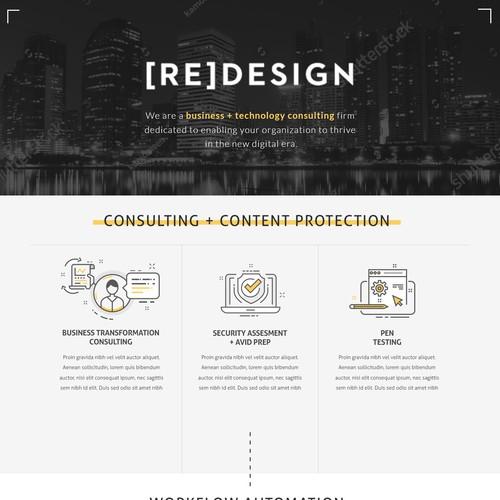 Runner-up design by GRKN_DESIGN