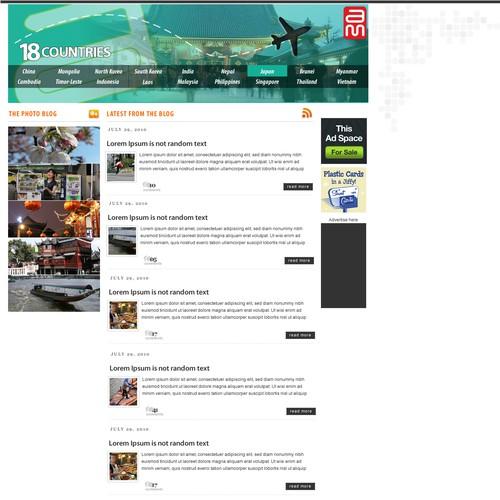Zweitplatziertes Design von Webnomica