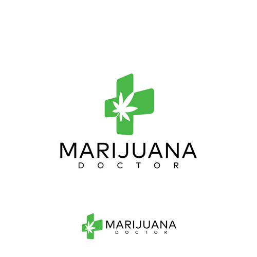 Need A Unique Logo For A Medical Marijuana Doctor Logo Design Contest
