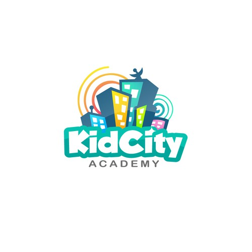 Design a Kid Friendly Illustrated Logo for Kid City ...